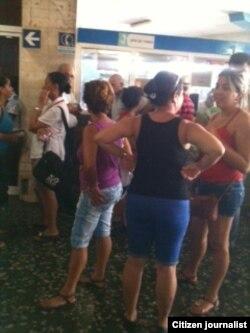 foto Yusmila Reyna / Terminal de Omnibus