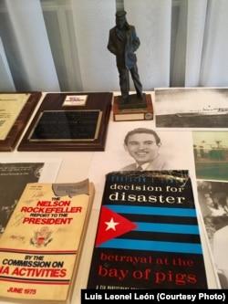 Rolando Martínez fue homenajeado en Miami este 14 julio de 2018