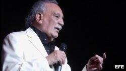Archivo - Álvarez Guedes en un momento de su espectáculo en el Teatro Jackie Gleason en South Beach, Miami, Florida (EEUU).