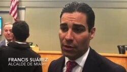 """Alcalde de Miami explica por qué declaró """"persona non grata"""" a Haila"""
