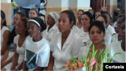 Damas de Blanco nombran nueva directiva