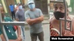 Castristas intentan hacer acto de repudio frente a sede de INSTAR
