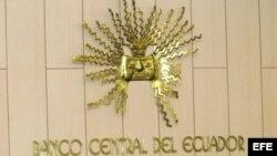 Banco Central de Ecuador