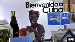 Pabellón cubano en la 28 Feria Internacional de La Habana (2010).