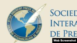 Log de la Sociedad Interamericana de Prensa
