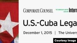 Cumbre USA Cuba sobre leyes