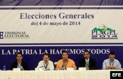 OBSERVADORES INTERNACIONALES AUGURAN VOTACIÓN ESTRECHA EN ELECCIONES