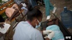 Ayuda cubana a Haití