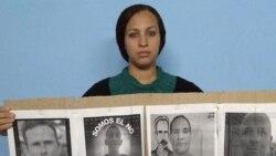Nelva Ismaray Ortega, esposa de Ferrer, denunció la situación a Radio Martí