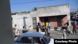 Opositor denuncia represión en Antilla