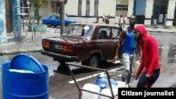 Reporta Cuba. Foto: @JABueno Santiago de Cuba.