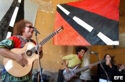 El músico cubano Kelvis Ochoa. EFE