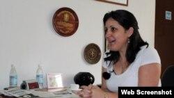 Yailin Orta Rivera, nueva directora de Granma, órgano oficial del Partido Comunista de Cuba.