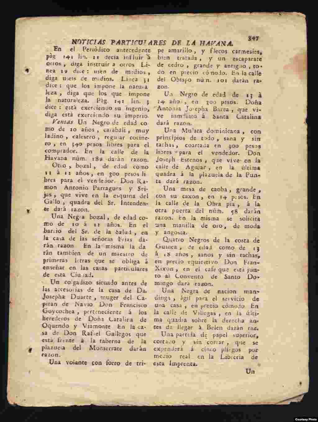 Papel Periódico de La Havana (3)