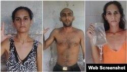 La acción en las redes sociales visibilizó el caso de los hermanos Anairis, Fidel y Adairis, en huelga de hambre.