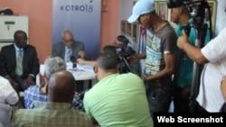 La plataforma Otro 18 fue presentada en el 2015, de cara a la eventual salida del poder de Raúl Castro, en febrero próximo.