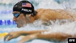 Phelps logra nueva medalla en las Olimpiadas