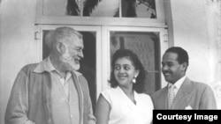"""El """"hijo cubano"""" de Hemingway. Memorias de René Villarreal"""