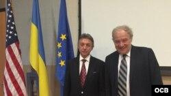 El embajador de Kiev en la ONU interviene en FIU.