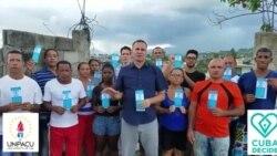 Compañeros de José Daniel Ferrer reconocen su labor a favor de la libertad de Cuba