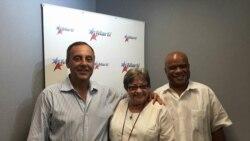 Entrevistas con Elias Amor Bravo en España, Steve Maikel Pardo y Roberto Jesus Quiñones ambos en Cuba.