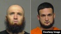 Jason Ludke, de 35, y Yosvany Padilla-Conde, de 30, capturados mientras trataban de integrarse al grupo terrorista ISIS.