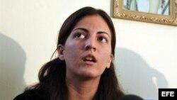 Rosa María Payá.