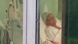 Se agrava salud de Dama de Blanco hospitalizada