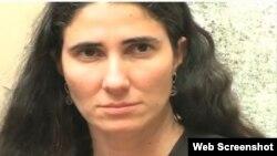 Yoani Sanchez, mencionada en el informe anual del Instituto Internacional de Prensa.