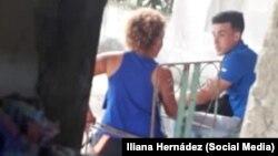 Seguridad del Estado detiene a opositora Annyel Valdez