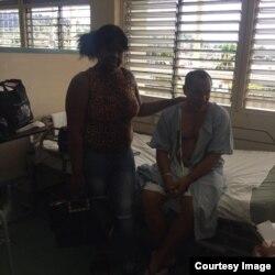 El periodista independiente Pablo Morales permanece enfermo en Trinidad y Tobago.