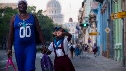 La merienda escolar se vuelve un lujo en Cuba