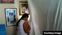 Damas de Blanco votan para definir la continuidad de Berta Soler al frente del movimiento.