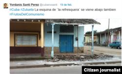 Reporta Cuba casas @yordanisanti