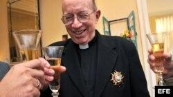 Monseñor Carlos Manuel de Céspedes. Archivo