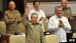 La Asamblea Nacional del Poder Popular en Cuba.
