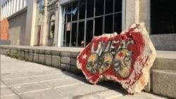 Grafitero critica hermetismo y apatía de la UNEAC