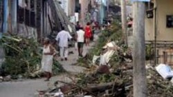 Ayuda humanitaria recogida en La Habana llega a Santiago de Cuba