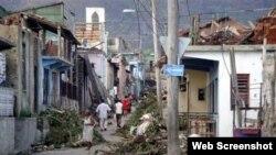Sandy Imágenes ciclón