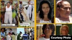 La Comisión Cubana de Derechos Humanos y Reconciliación Nacional iniciará esta semana el procedimiento internacional establecido para que se declare prisioneras de conciencia a cinco Damas de Blanco