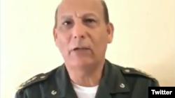 El coronel del Ejército de Venezuela Rubén Alberto Paz Jiménez