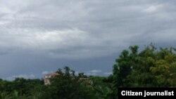 Reporta Cuba. Amanecer en Santa Marta, Varadero. Foto: Yoxny Gallardo.