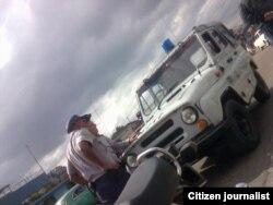 Vigilancia Noviembre 17 Habana Reporta Cuba Foto Steve Maikel Pardo