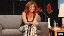 """""""Tuve la suerte de ser su amiga y discípula también"""", dijo Albita Rodríguez de Celia Cruz."""