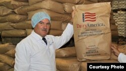 El subsecretario de Agricultura de EEUU, Michael Scusse.