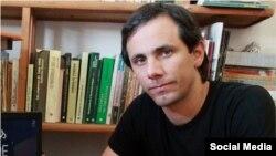 El periodista independiente cubano, Henry Constantín Ferreiro. (Foto: Facebook)