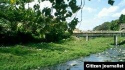 Reporta Cuba. Río Bélico. Foto: NacanVideos.