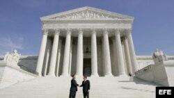 Edificio de la Corte Suprema de EEUU.