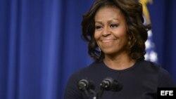 La primera dama estadounidense, Michelle Obama.