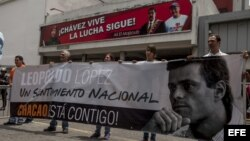 CONTINÚA JUICIO CONTRA OPOSITOR LEOPOLDO LÓPEZ